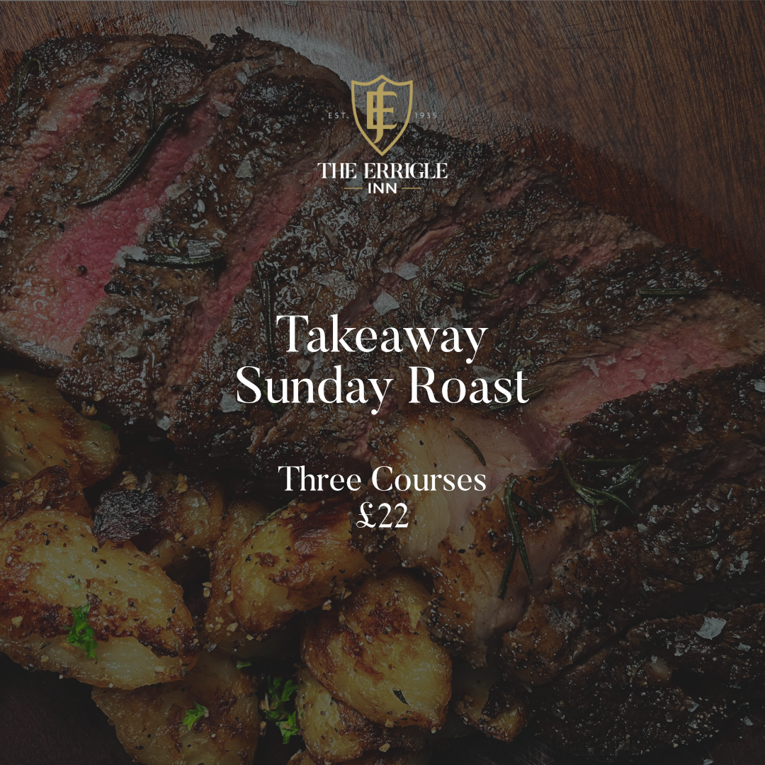 Takeaway Sunday Three Courses